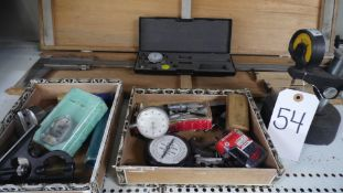 ASSORTED INSPECTION TOOLS