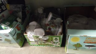 STRAINERS / CONTAINERS / DISHWARE