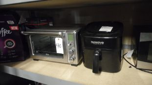 ASSORTED MICROWAVES / AIR FRYER / MR. COFFEE