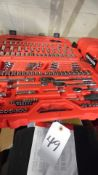 135-PC. CRAFTSMAN SOCKET SET