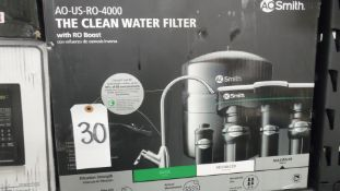 CLEAN WATER FILTER