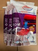 Anna Home Vacuum Storage Bags. Durable and Reusable (3 Large)