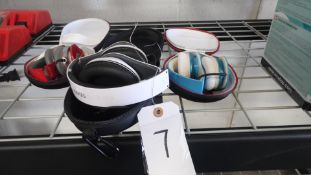 BEATS HEADPHONES (QTY 3) (Tested, works)