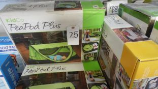 KIDCO PEA PODS ( QTY 3)