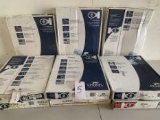 Toilet Seats, 9 units