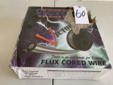 Victory Flux Cored Welding Wire 33 LBS (NEW)