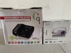 Entertainment Projector, Mini LED Projector