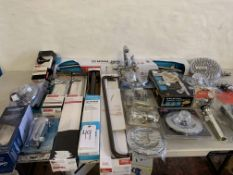 Misc Bath and Shower Faucets, Parts, and Towel Bars