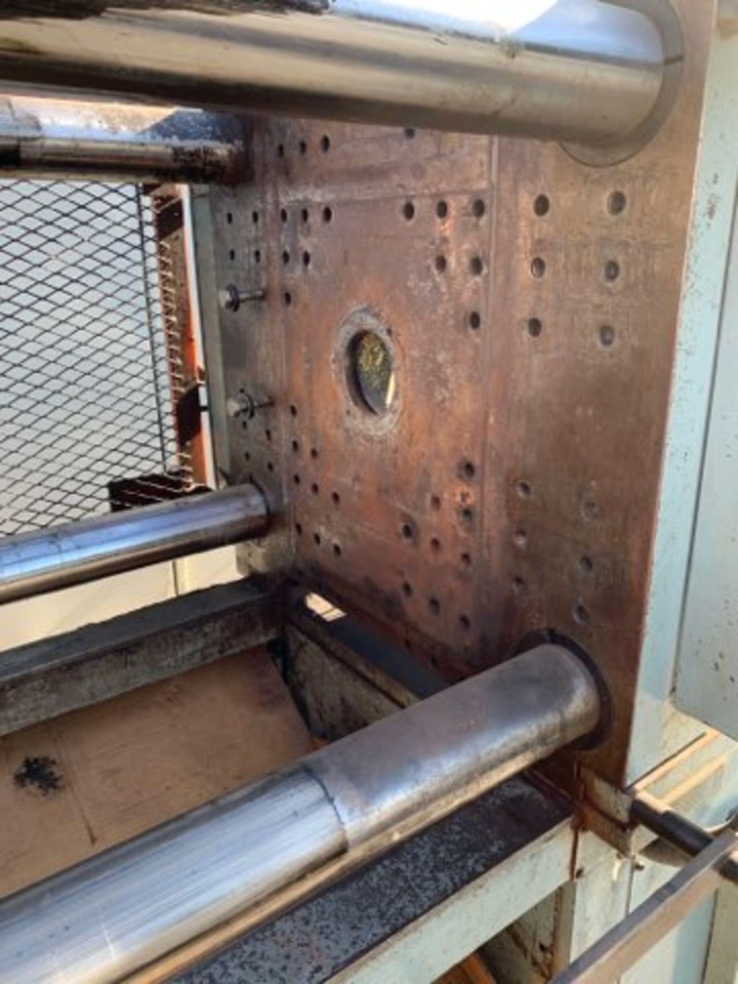 225 TON TOSHIBA ISC225N INJECTION MOLDING MACHINE - Image 4 of 4