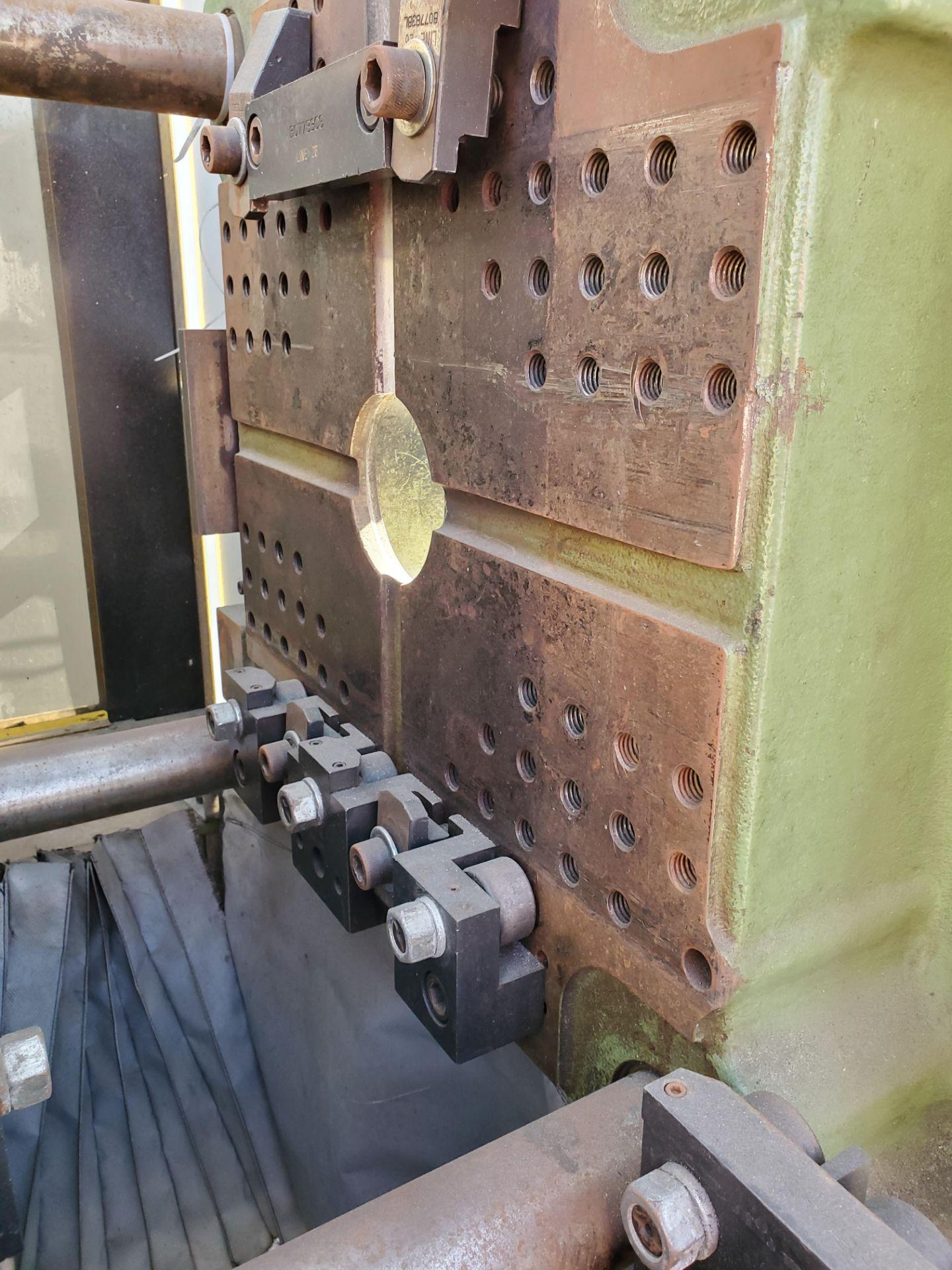 90 TON ARBURG ALLROUNDER VARIMA INJECTION MOLDING MACHINE - Image 4 of 5