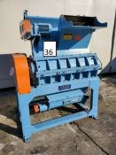 SOMETANI SANGYO SKRT 25-1080 PLASTIC / RUBBER SHREDDER CRUSHER MACHINE