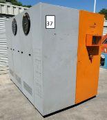 MOTAN LUXOR ETA PLUS A 2400-N PLASTIC PELLET DRYER