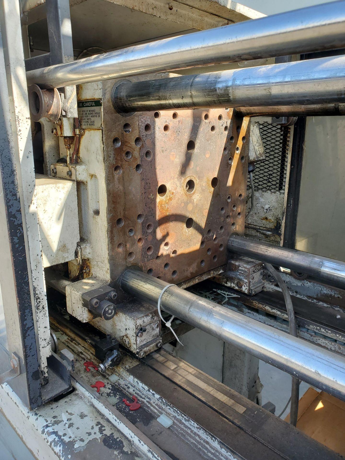 55 TON JSW J55E INJECTION MOLDING MACHINE - Image 3 of 5