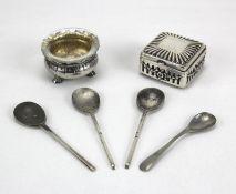 Konvolut Silber