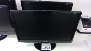 2 No. Samsung SyncMaster B2430 24 inch monitors