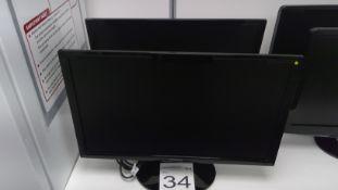 2 No. Samsung SyncMaster 24B150 24 inch monitors