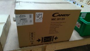 Cabdy MIC201EX microwave oven with grill