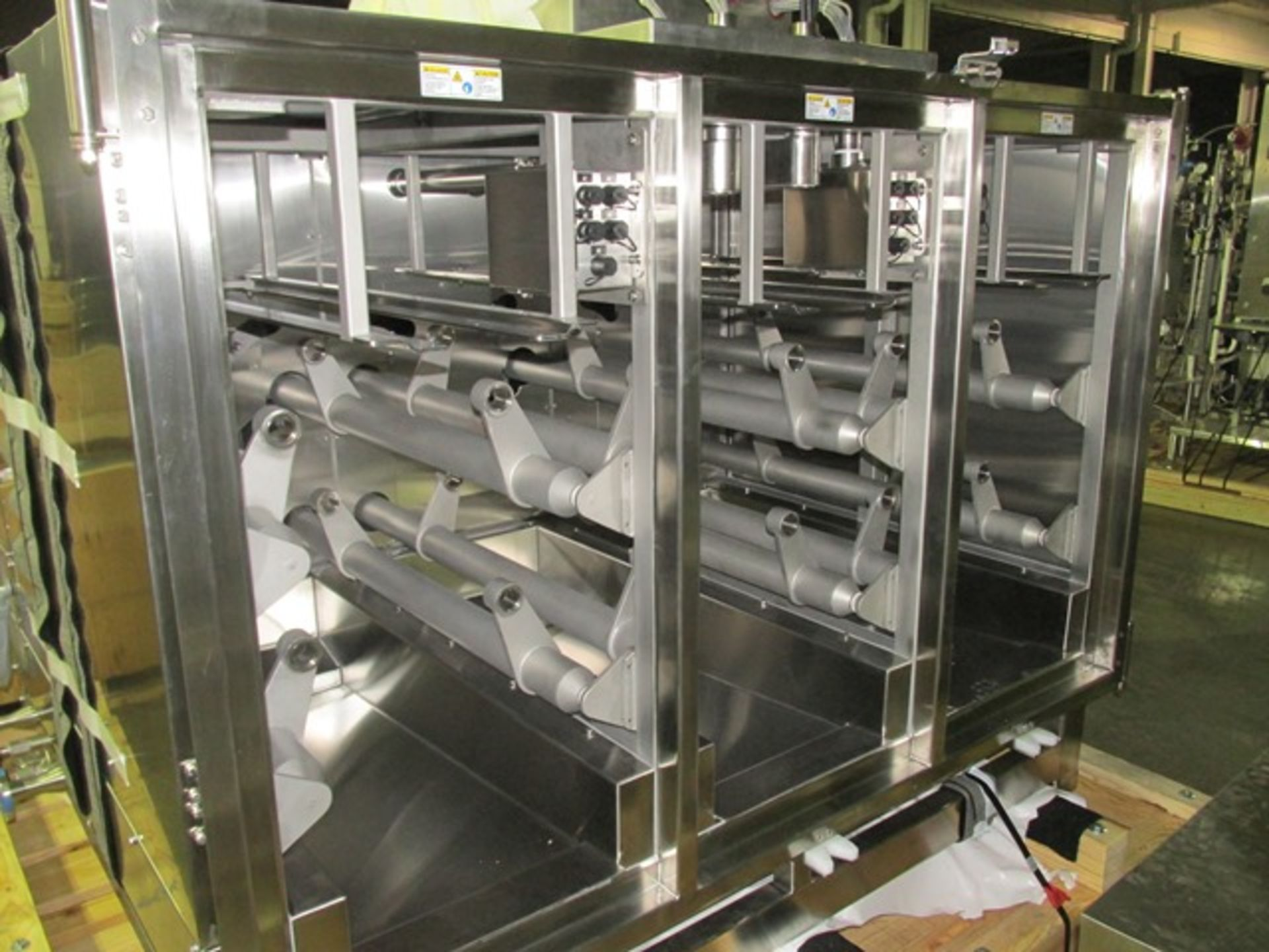 Lot 99 - Sartorius Stedim modular freeze thaw system, model CELSIUS FT100, stainless steel construction