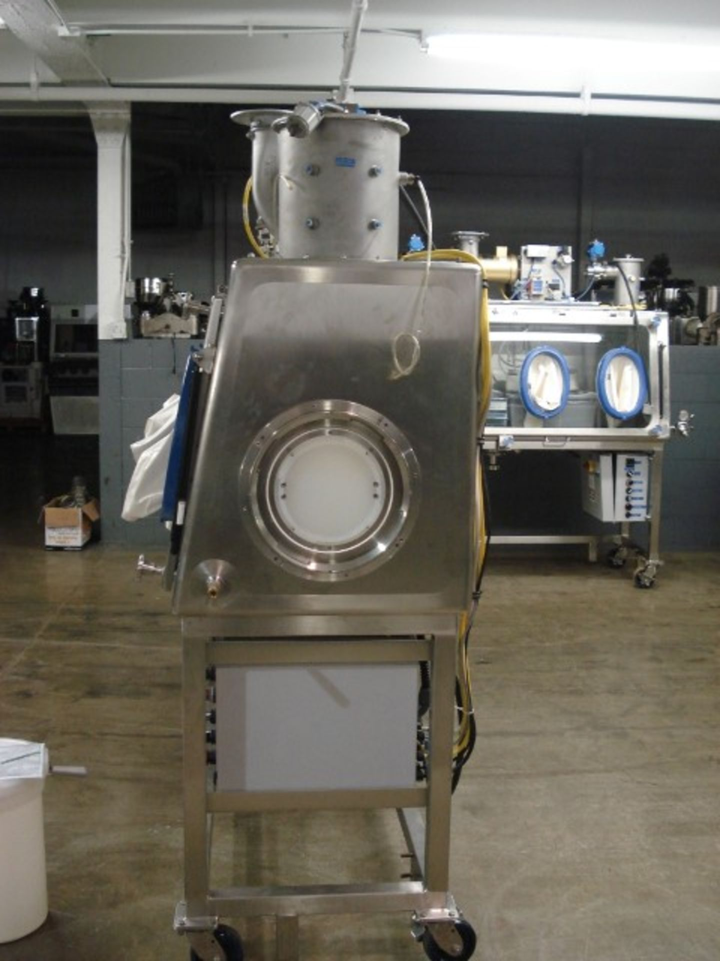 Lot 101 - Fitzpatrick Fitzmill, model L1A, S/S with Isolator