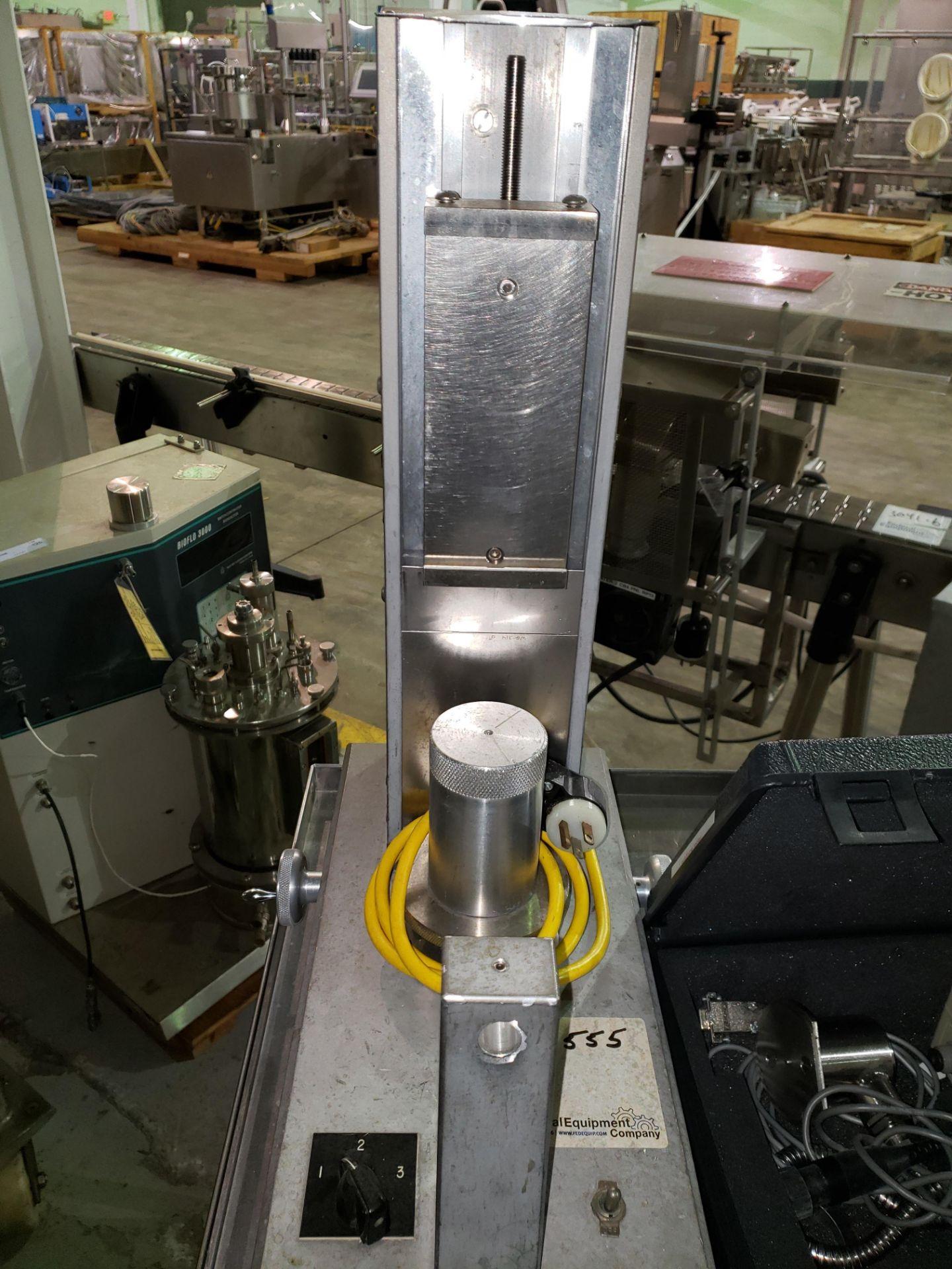 Lot 4 - West seal force tester, model WG005, serial# 088.