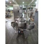 Koruma high shear colloid mill, model V 100/25, stainless steel construction, approximately 25 liter
