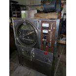 Used Virtis freeze dryer, model RS-SRC-3MS, stainless steel construction, 4 sq ft shelf area, (3)