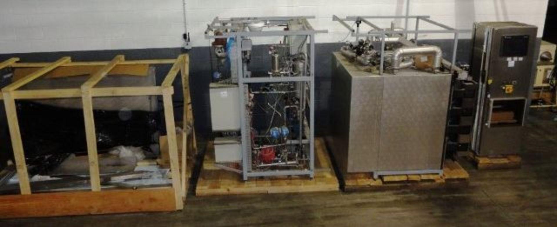 Lot 56 - Steris Finn Aqua sterilizer autoclave, model 9912-B-GMP, stainless steel contact surfaces,