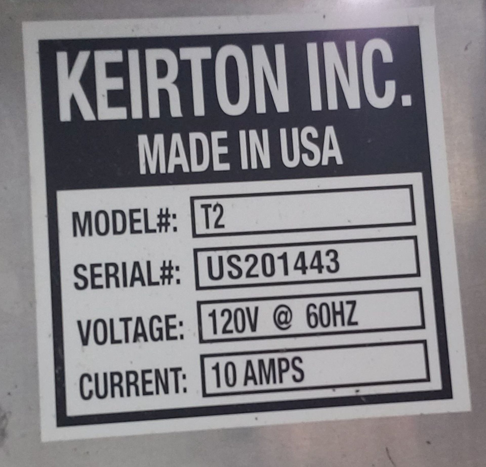 Kierton Inc Twister T2 - Bud Trimmer - Image 11 of 13