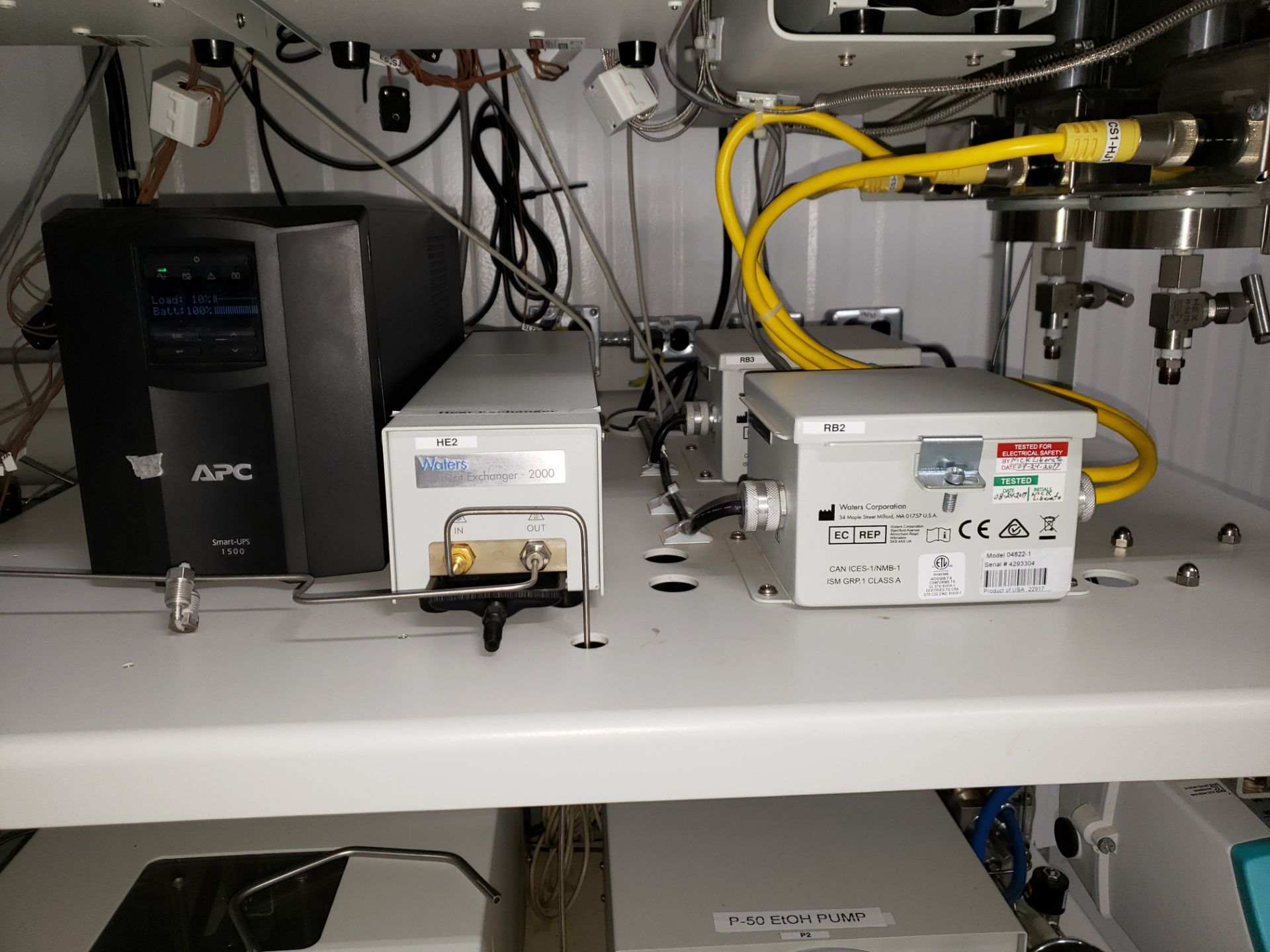 WATERS SFE CO2 BOTANICAL EXTRACTION SYSTEM - Image 16 of 21