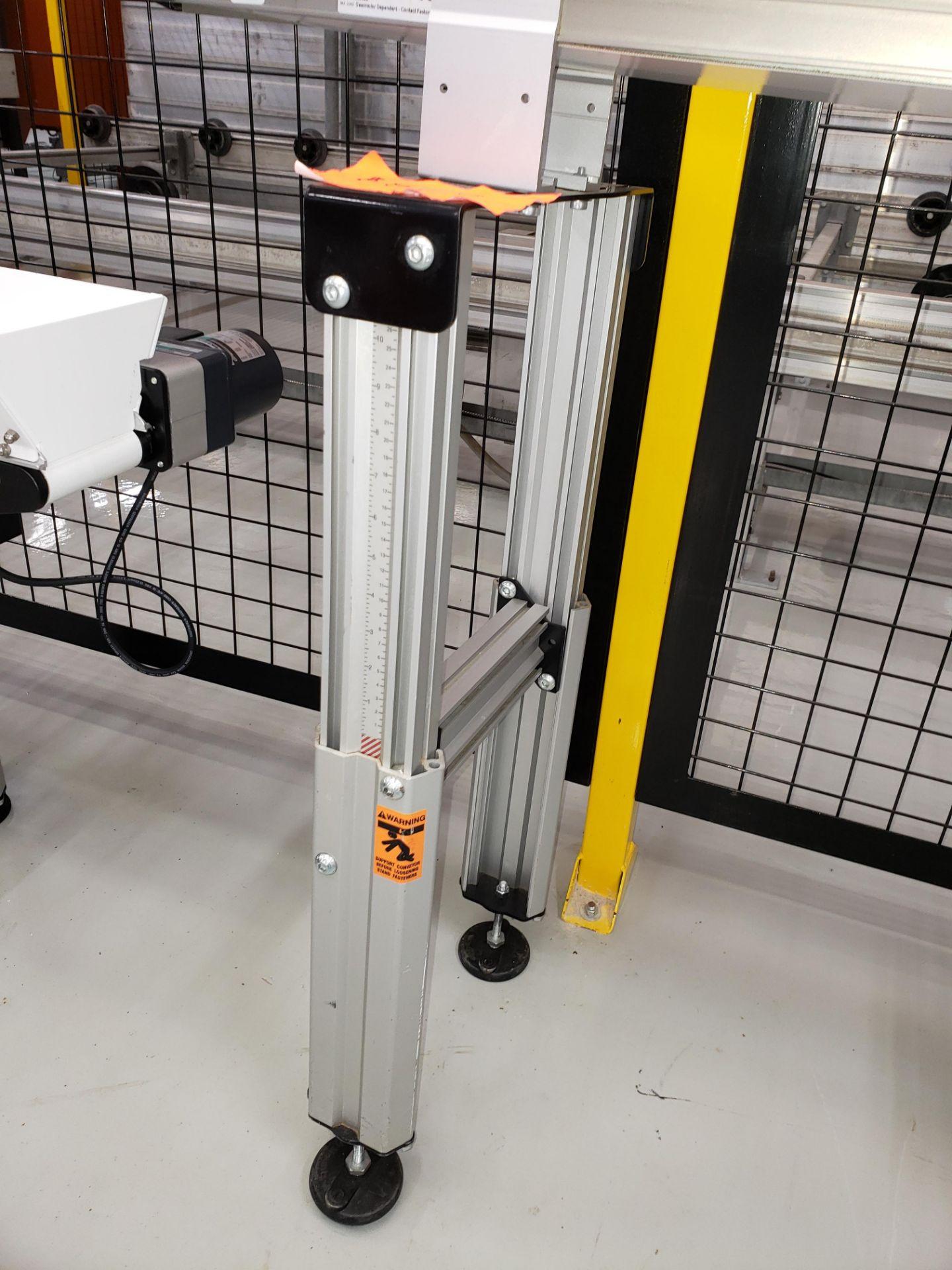 Lot 28 - Kierton Twister Input Conveyor 5.5'