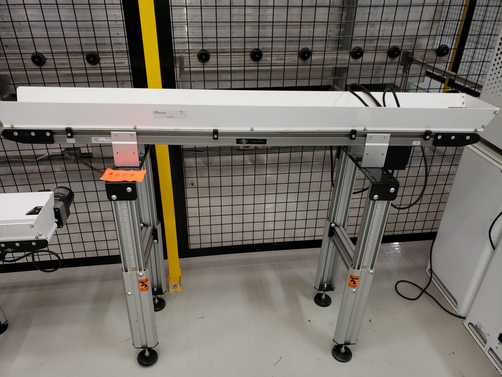 Kierton Twister Input Conveyor 5.5' - Image 2 of 9