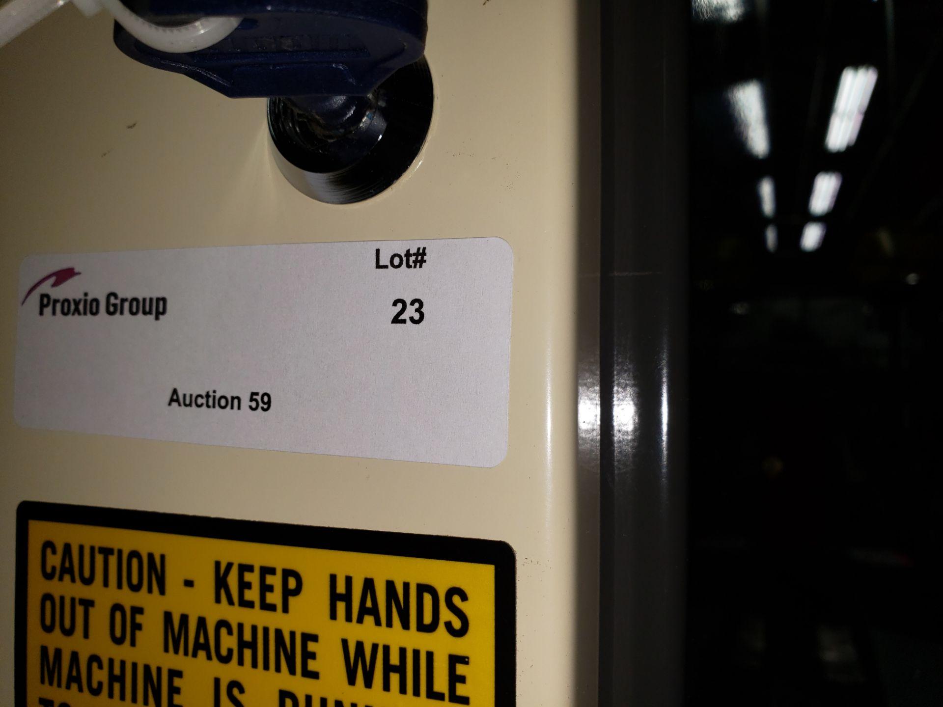 Lot 23 - Javo Plant Potting Machine model Plus M2.0