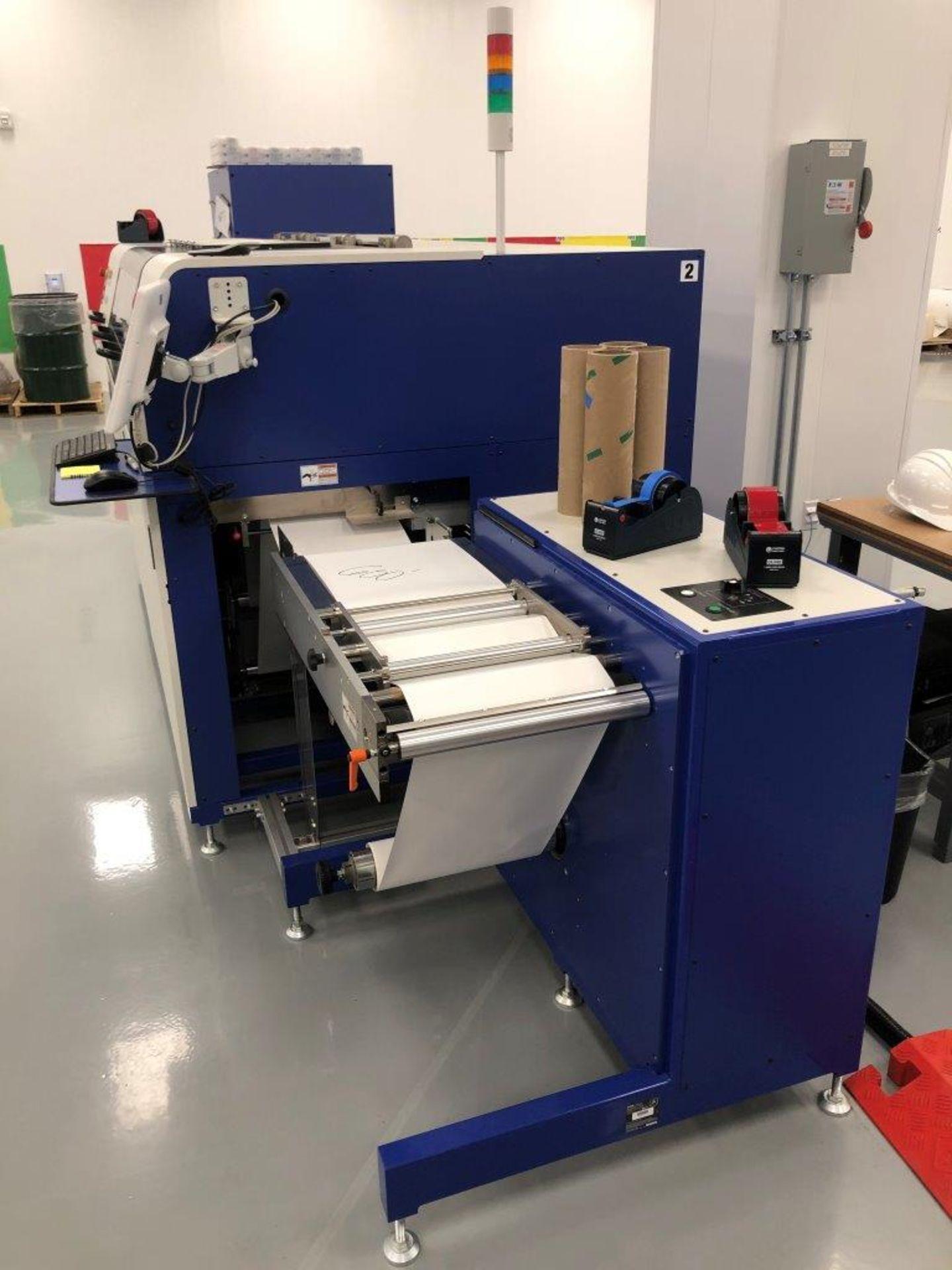 Lot 4 - Epson SurePress Digital Label Press L-4533AW, Model N721A