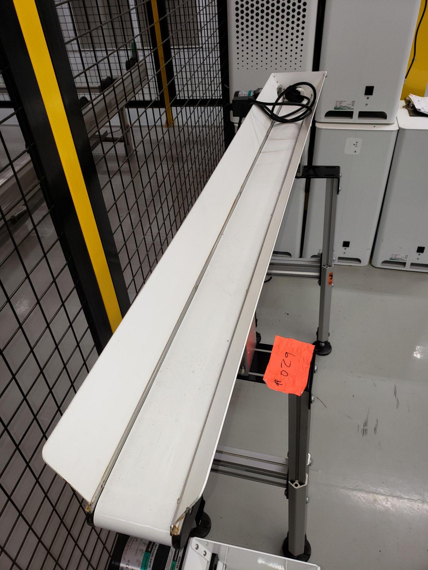 Kierton Twister Input Conveyor 5.5'