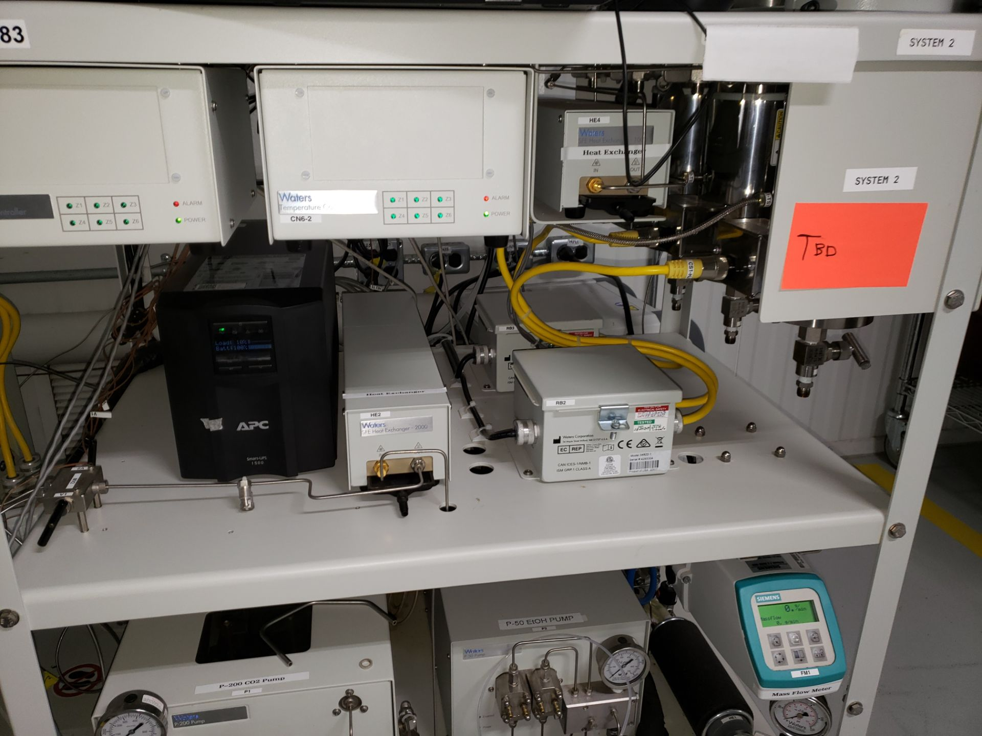 WATERS SFE CO2 BOTANICAL EXTRACTION SYSTEM - Image 10 of 21