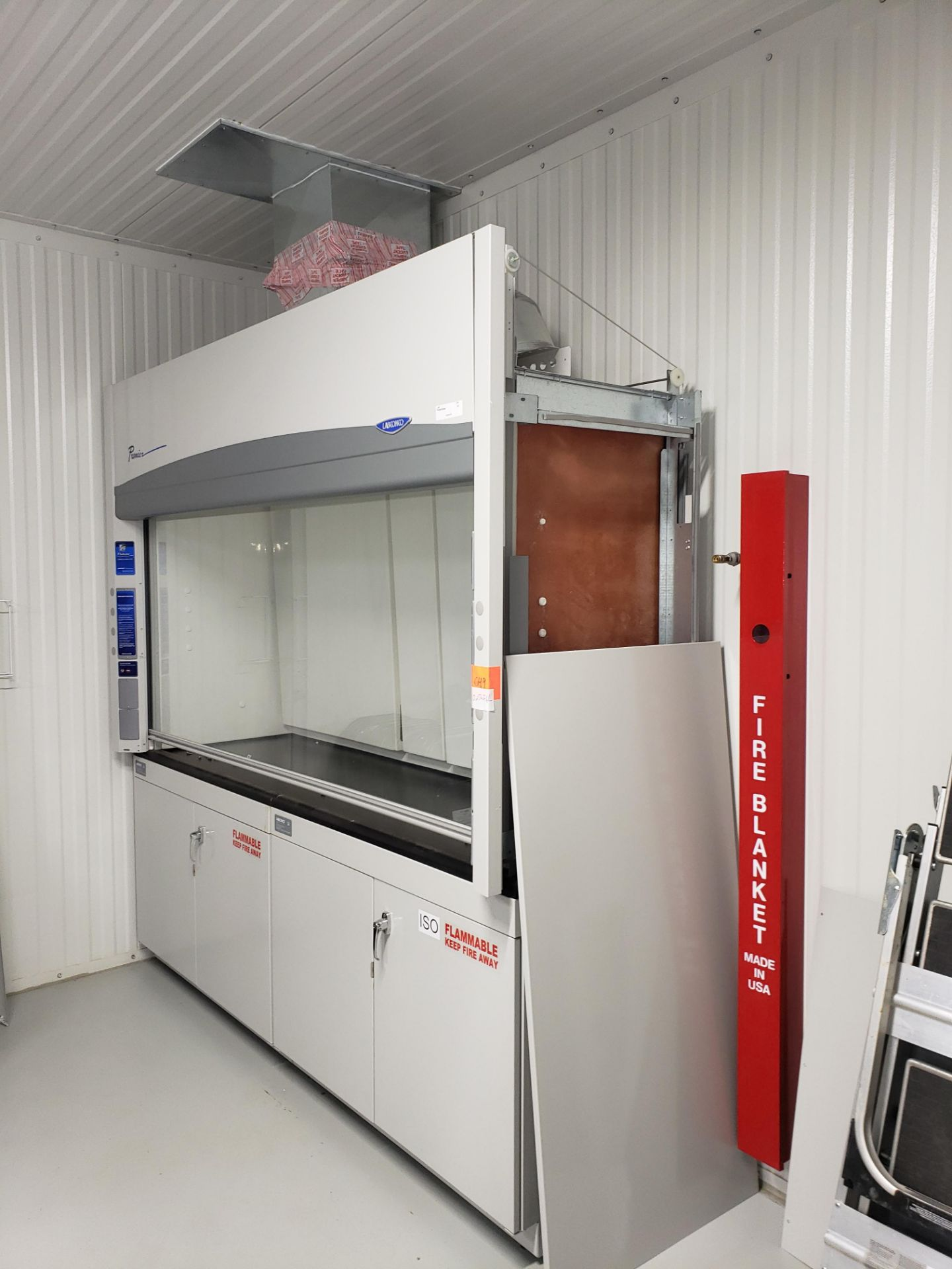 Premier Labconco Laboratory Chemical Fume Hood - Image 8 of 8