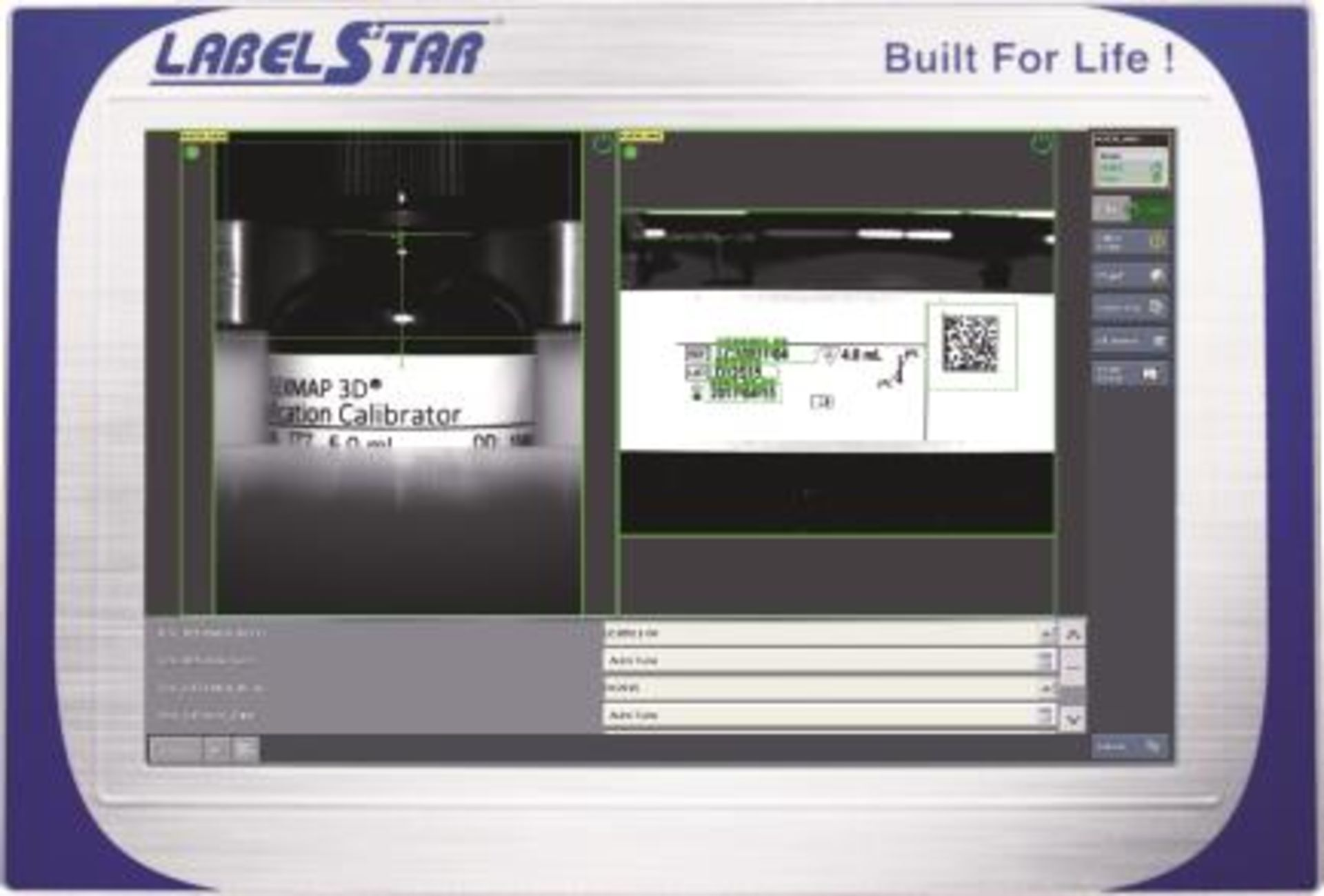 Lot 1 - CAPMATIC Monobloc Synergy Patriot Model FCL - Unused