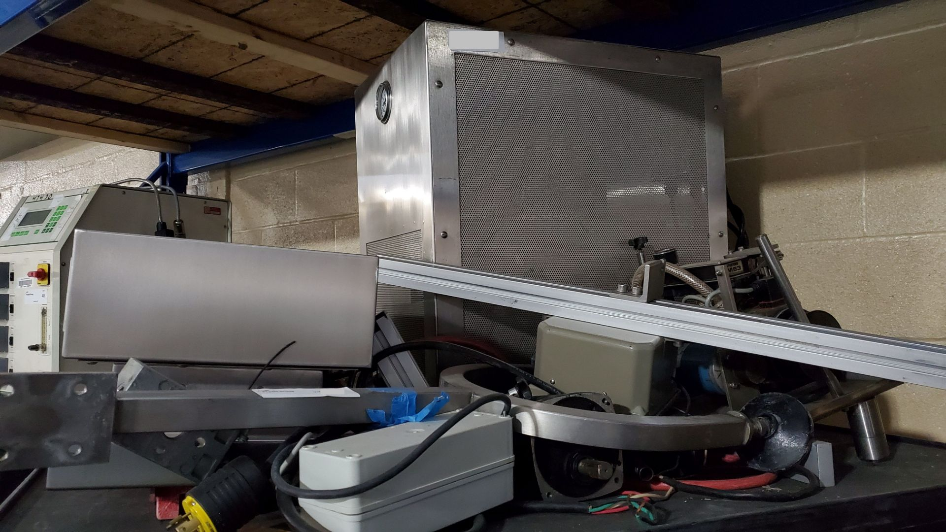 Lot 17 - Enercon COMPAK Induction Sealer, with water system.