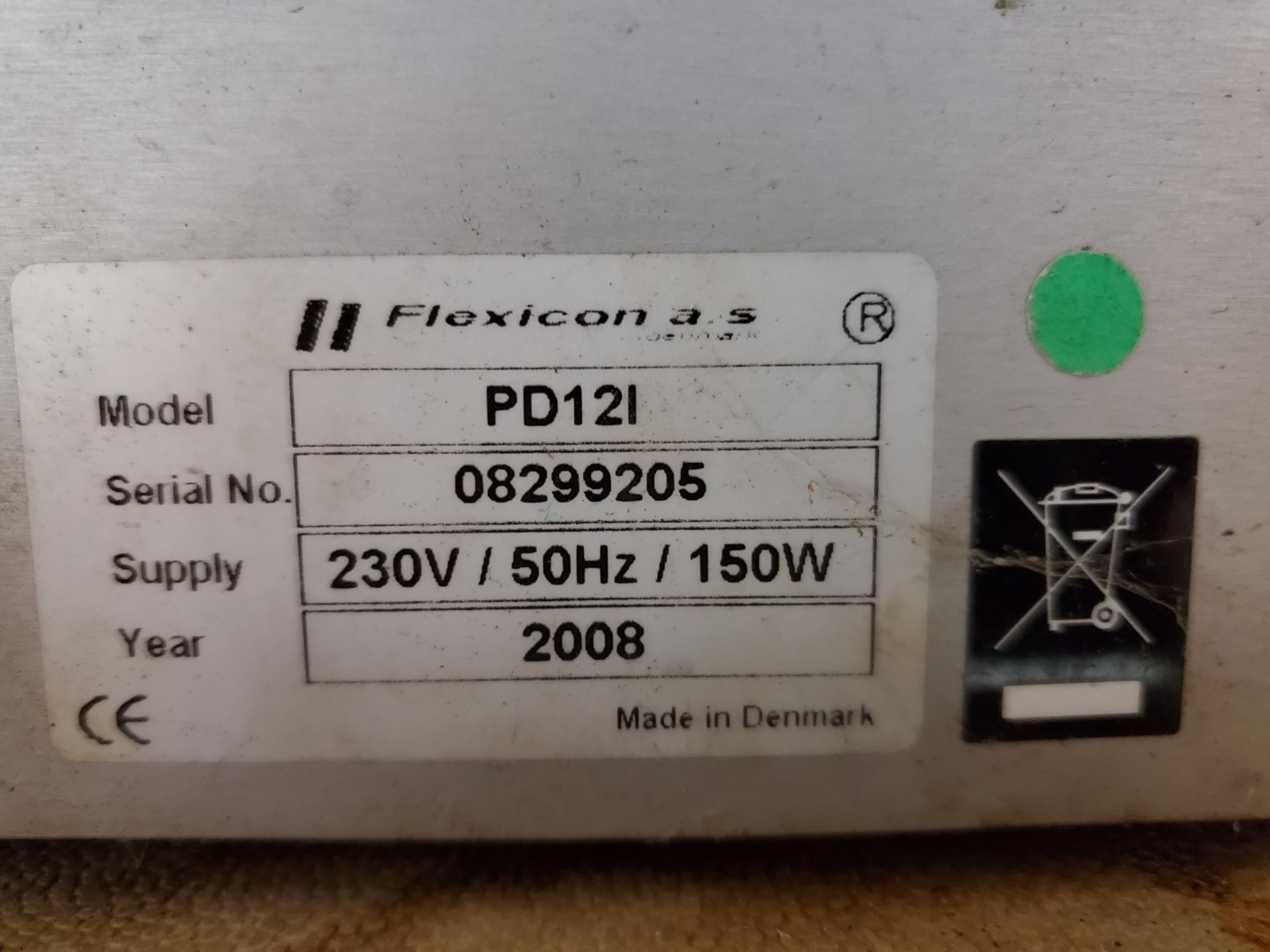 Lot 5 - (2) Flexicon PD 12I Pumps, with Controller