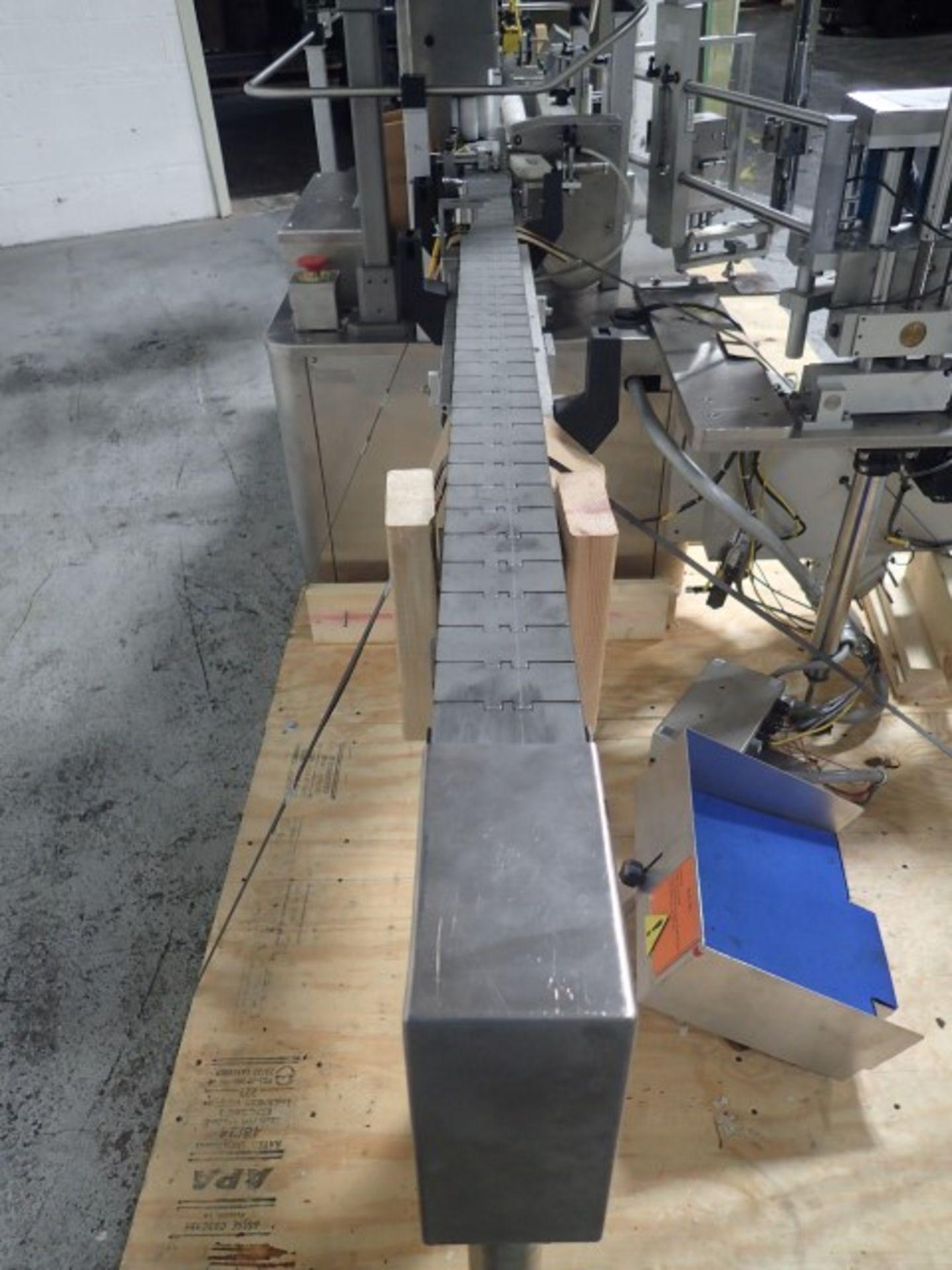 Lot 8 - Sancoa vertical roller labeler, model PVR-1000