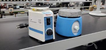 Thermo Model M37615 Vortexer, (1) VWR Stirrer