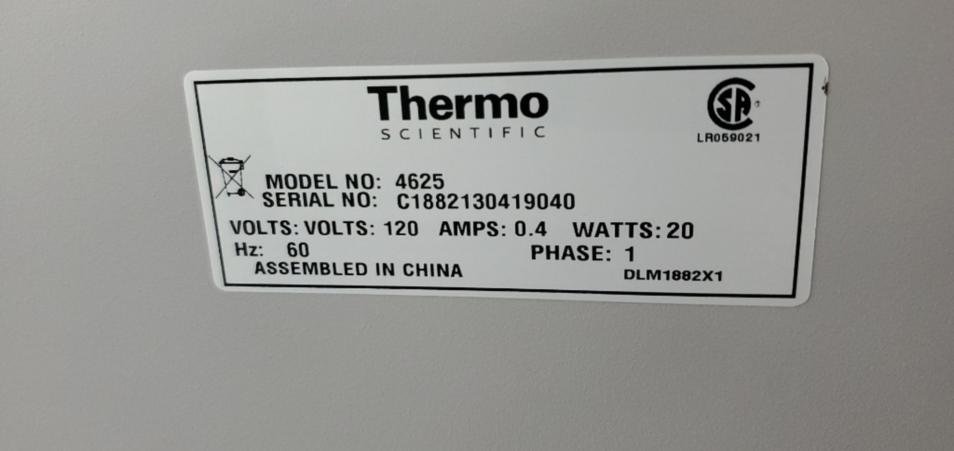 Lot 23 - Thermo Scientific Model 4625 Titer Plate Shaker