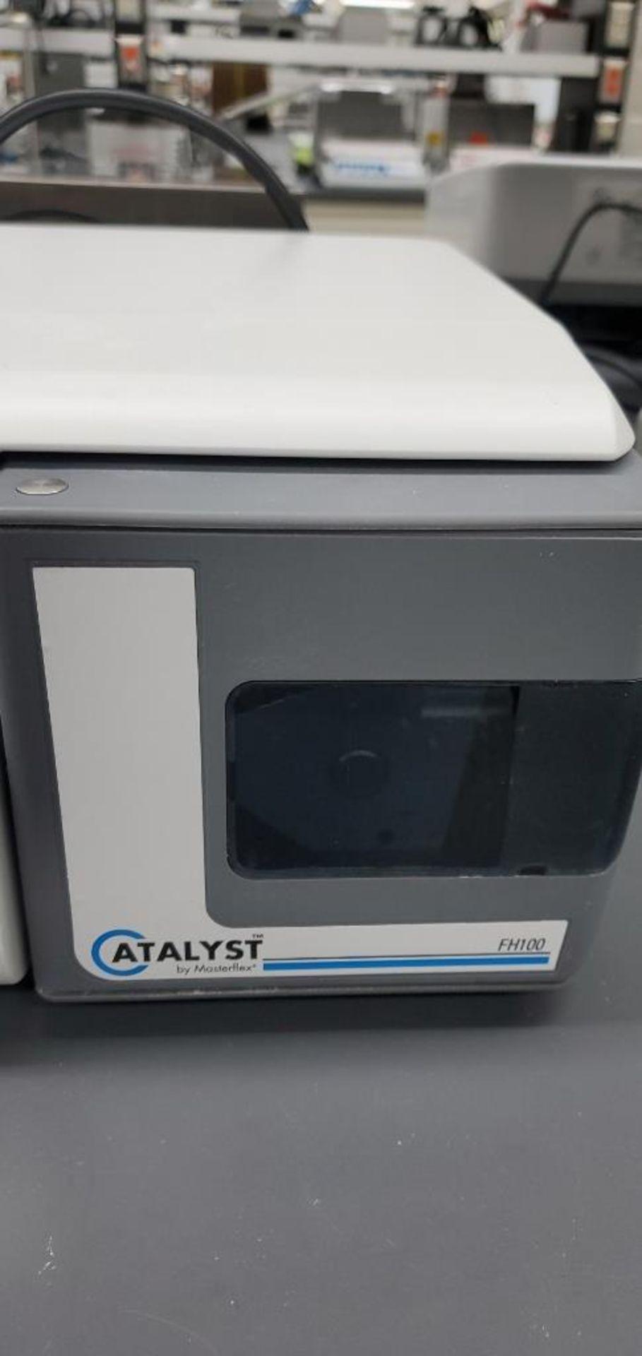 Lot 20 - Cole-Parmer Masterflex Catalyst Series 4-400RPM