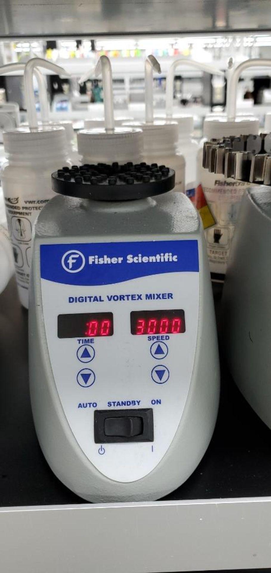 Lot 7 - (2) Fisher Scientific Digital Vortex Mixers