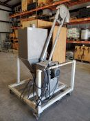 SpiroFlow-Orthos Bag Dump Station Feeder and Tube Elevator,