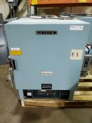 Blue M Lab Oven, Model ESP-400C-5, Serial Number ESP-1843, Temperature Range 38 deg C to 260 deg