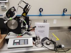 Thwing-Albert Elmendorf Tear Tester, Model Pro-Tear, 110 volts, with second test wheel, test