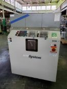 HTF System (3) Loop Temperature Control Unit, model H54318-Y3, consisting of (3) Mokon oil heater