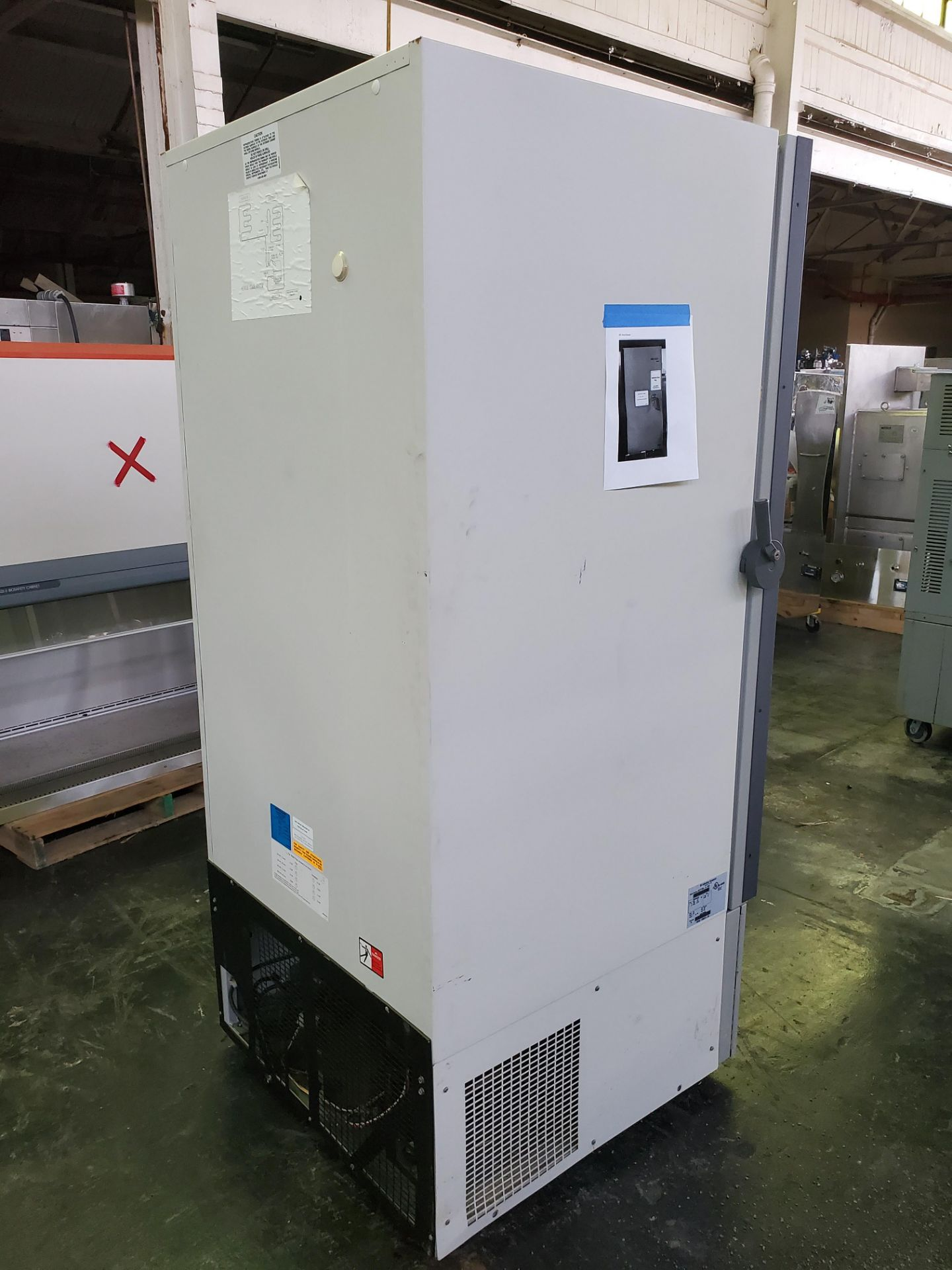 Revco/GS Laboratory Equipment Freezer, model ULT1740-3-A34 - Image 2 of 7