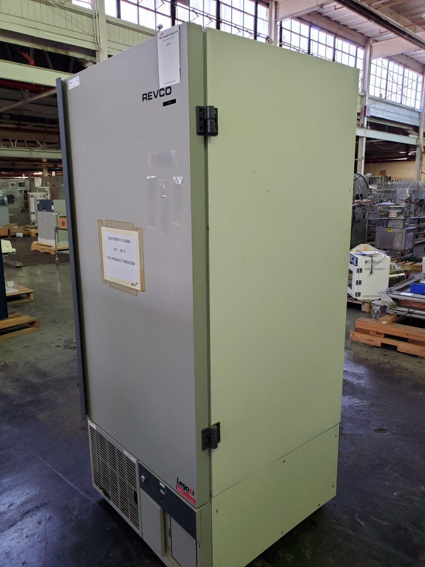 Revco/GS Laboratory Equipment Freezer, model ULT1740-3-A34 - Image 3 of 7